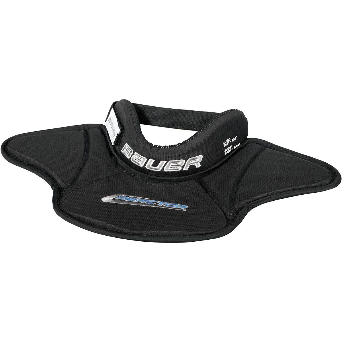 ЗАЩИТА ШЕИ ВРАТАРЯ BAUER REACTOR CLAVICLE PROTECTOR SR