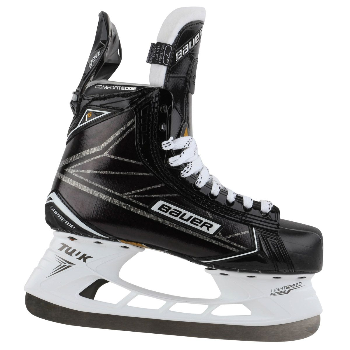 Фото 2: КОНЬКИ BAUER SUPREME 1S JR
