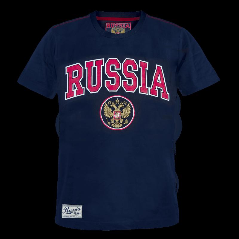 ФУТБОЛКА ATRIBUTIKA & CLUB RUSSIA (682) JR