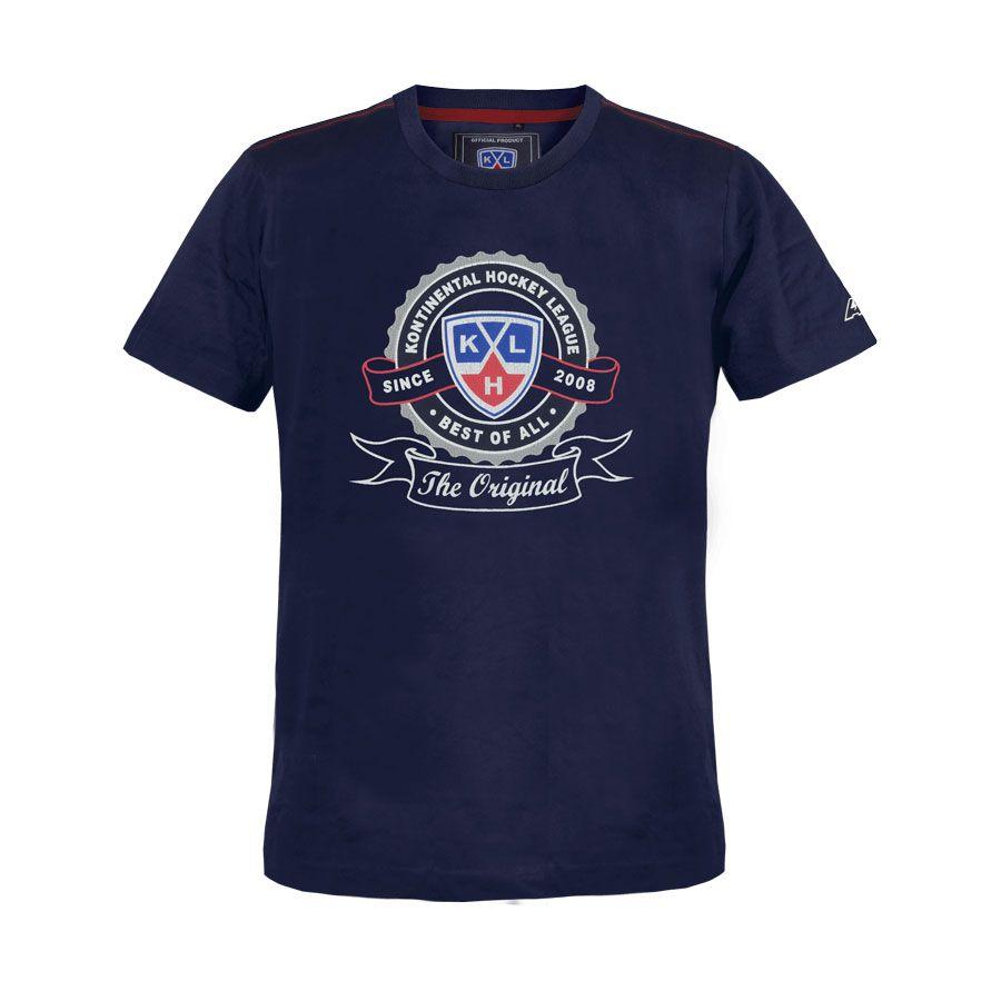 ФУТБОЛКА ATRIBUTIKA & CLUB KHL LOGO (645) SR
