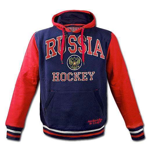 ТОЛСТОВКА С КАПЮШОНОМ ATRIBUTIKA & CLUB RUSSIA SR