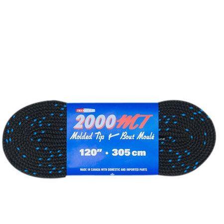 ШНУРКИ TEXSTYLE 2000 МТ 244 СМ ЧЕР/СИНИЙ