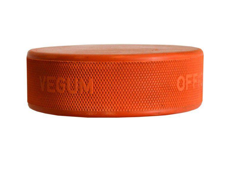 Шайба тренировочная утяжеленная оранжевая