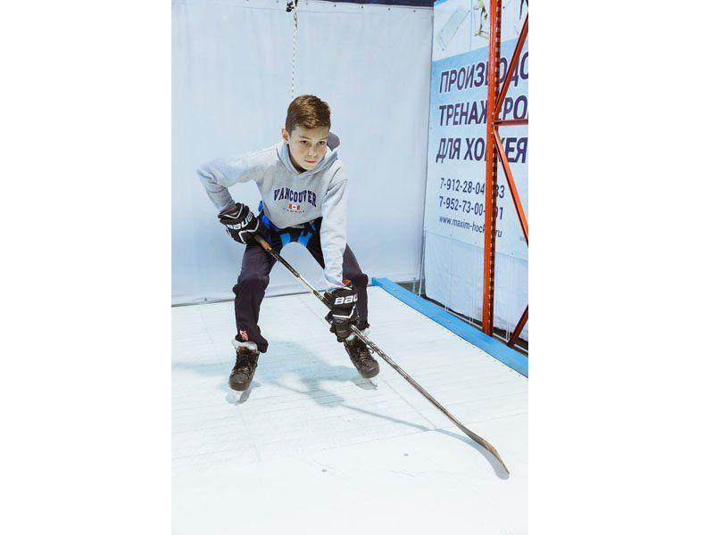 Беговая дорожка для хоккеистов ( Treadmill )