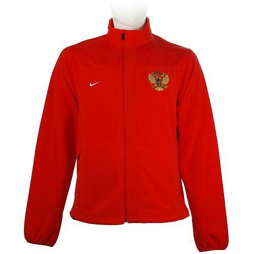 34132035 КУРТКА NIKE RUSSIA POLARFLEECE JKT 408552-657 купить в Минске ...