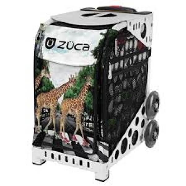 Сумка на колесах Zuca The Giraffes 096