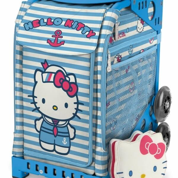 Сумка на колесах Zuca Hello Kitty Sail With Me 028