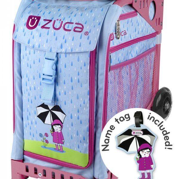 Сумка на колесах Zuca April Shower 682с