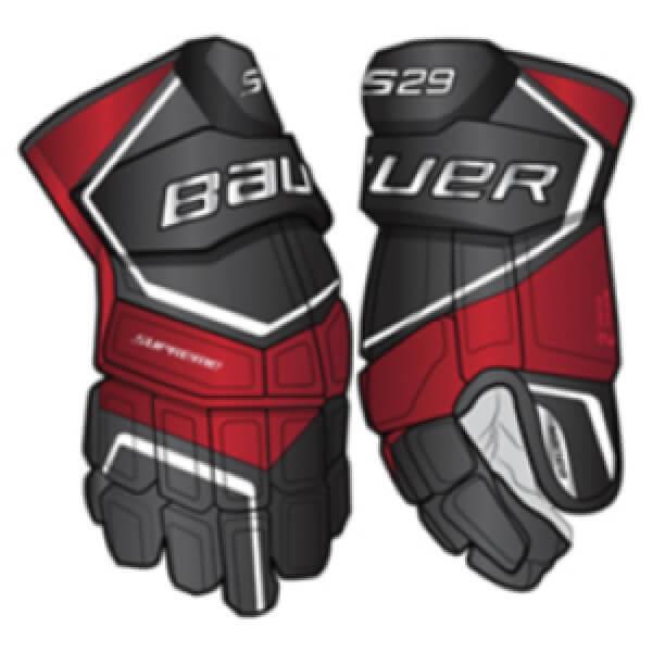 Перчатки Bauer S19 SUPREME S29