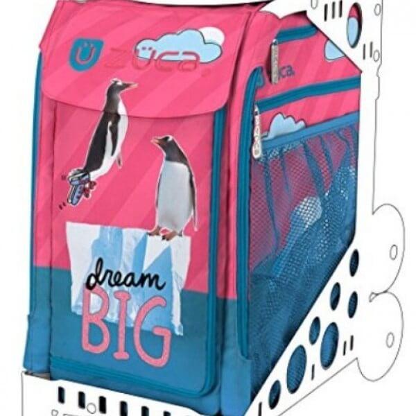 Сумка на колесах Zuca Dream Big 098