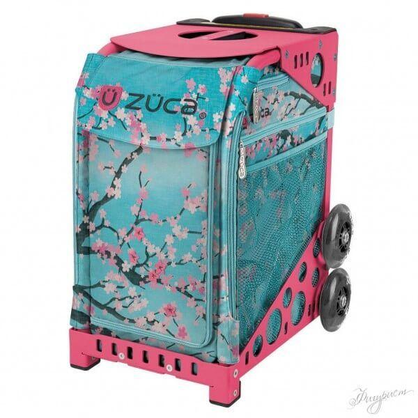 Сумка на колесах Zuca Hanami