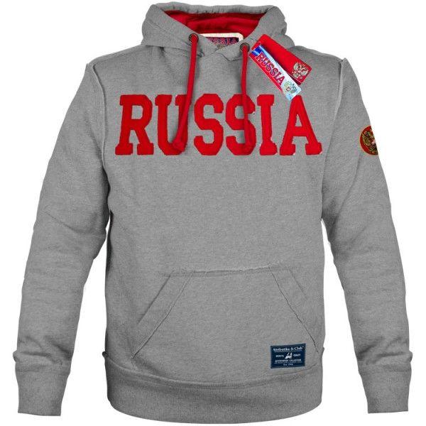 ТОЛСТОВКА С КАПЮШОНОМ ATRIBUTIKA & CLUB RUSSIA M2 SR 150040/60
