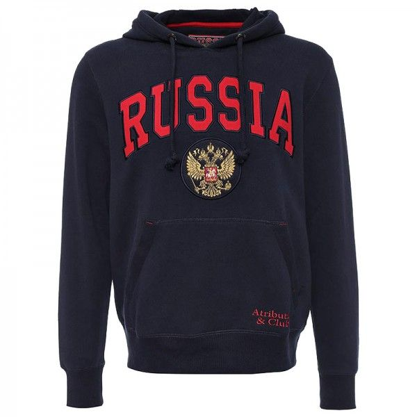 ТОЛСТОВКА С КАПЮШОНОМ ATRIBUTIKA & CLUB RUSSIA 155090 SR