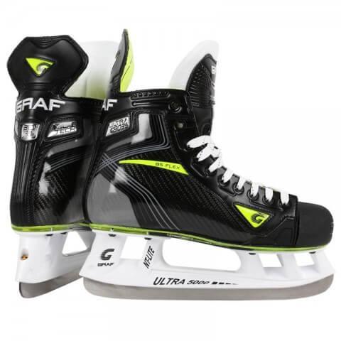 Коньки хоккейные GRAF ULTRA G9035 NG UL, Cobra 5000