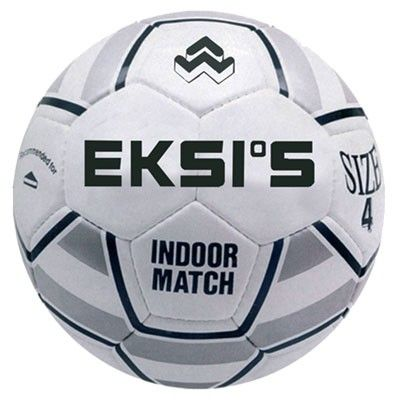 Мяч футбольный Eksi's Indoor Match