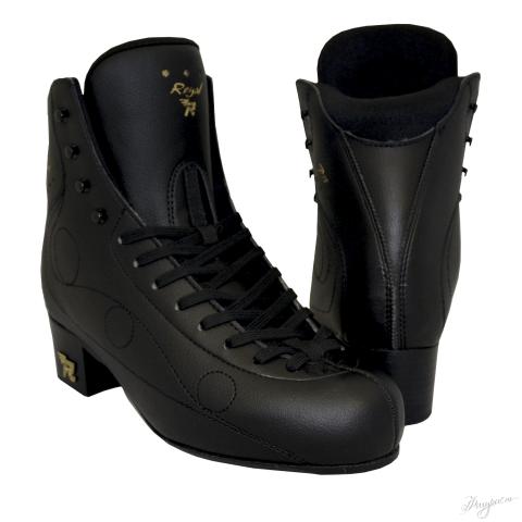 Ботинки фигурные Risport Royal Pro White/ Black