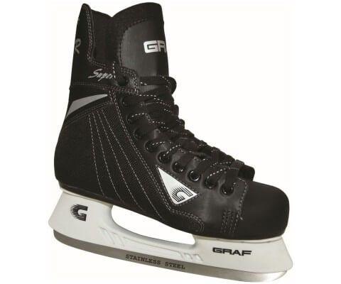 Коньки хоккейные GRAF SUPRA 451, COBRA 2000 JR