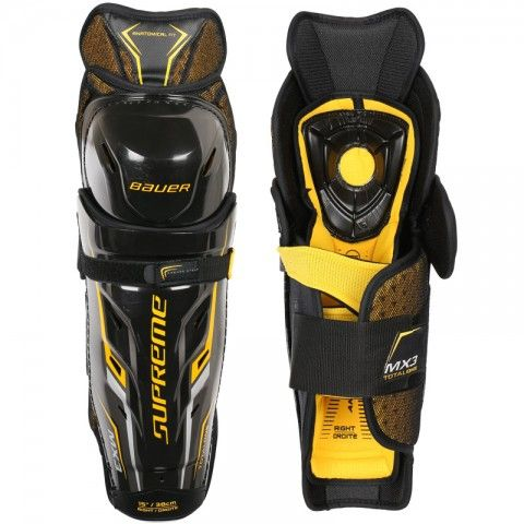 ЩИТКИ BAUER SUPREME TOTAL ONE MX3 SR