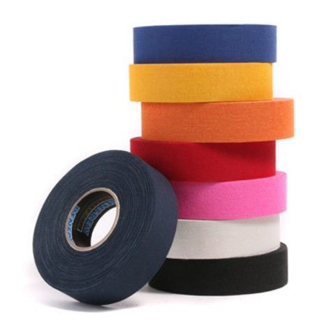 ЛЕНТА ДЛЯ КЛЮШЕК RENFREW CLOTH TAPE ЦВЕТНАЯ 24ММ X25М