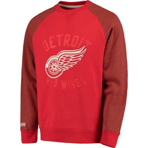 ТОЛСТОВКА CCM NHL FLEECE CREW SR