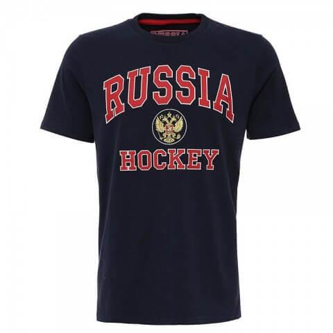 ФУТБОЛКА ATRIBUTIKA & CLUB RUSSIA HOCKEY SR