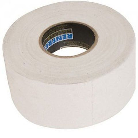 ЛЕНТА ДЛЯ КЛЮШЕК RENFREW CLOTH TAPE БЕЛАЯ 36ММ X50М