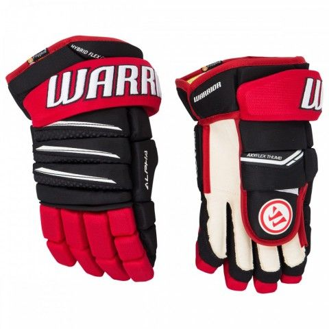 ПЕРЧАТКИ WARRIOR ALPHA QX PRO JR
