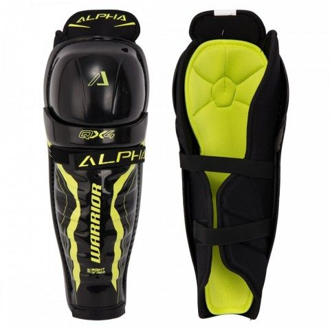 ЩИТКИ WARRIOR ALPHA QX4 JR