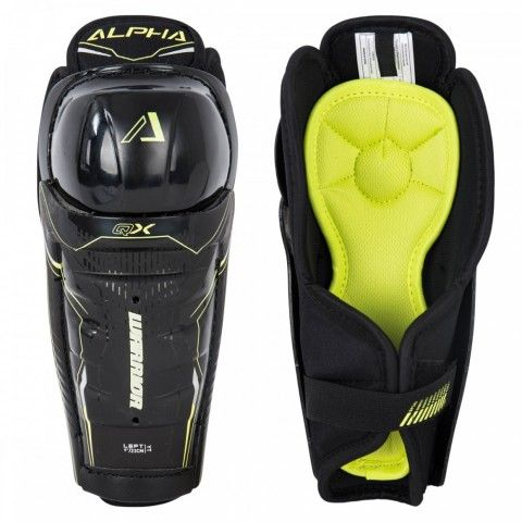 ЩИТКИ WARRIOR ALPHA QX YTH