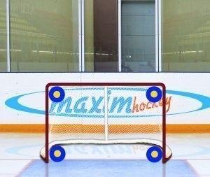 Имитатор - хоккейные ворота