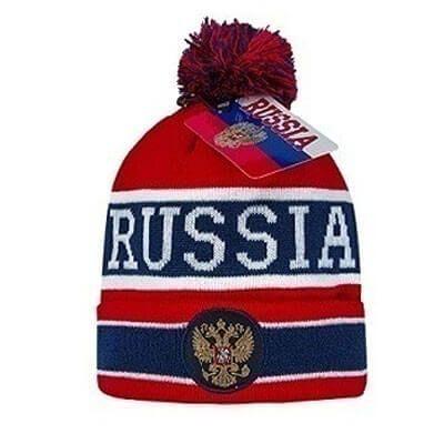 ШАПКА ATRIBUTIKA & CLUB RUSSIA SR